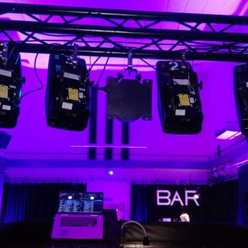 Event Lighting Packages